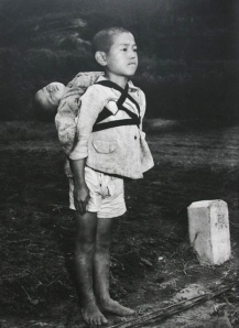 The boy in Nagasaki